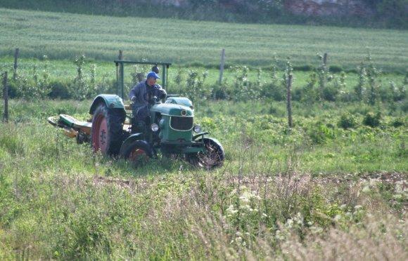 Bauer Traktor