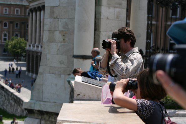 Fotografen-Touristen