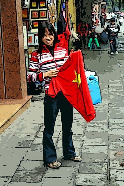 Illustration-Asien-Maedchen-Shopping